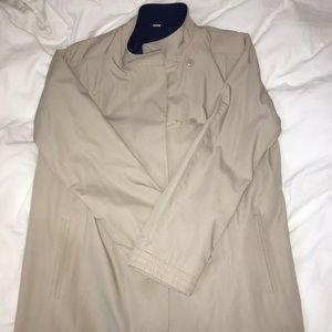 Jackets & Blazers - Tan trench coat